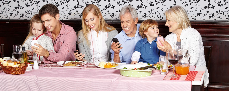 retain customers using restaurant app