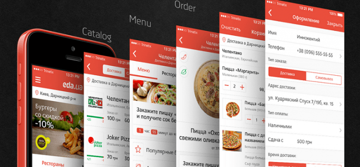 Things to Consider Before You Create Your Own Restaurant App