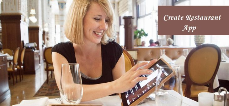 Create Restaurant App – The Single Most Important Thing You Can Do For Your Food Business