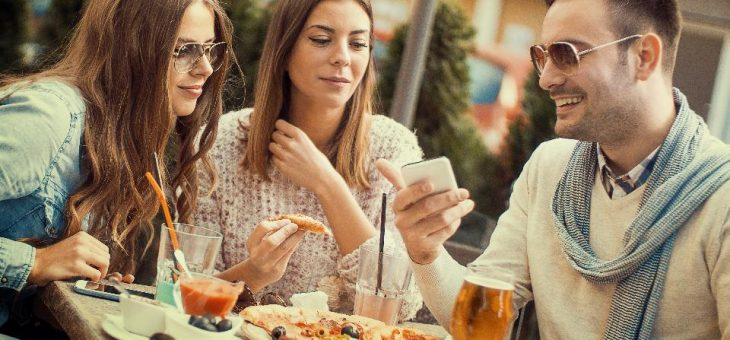 Turn New Customers into Repeat Customers with Mobile Food Ordering App