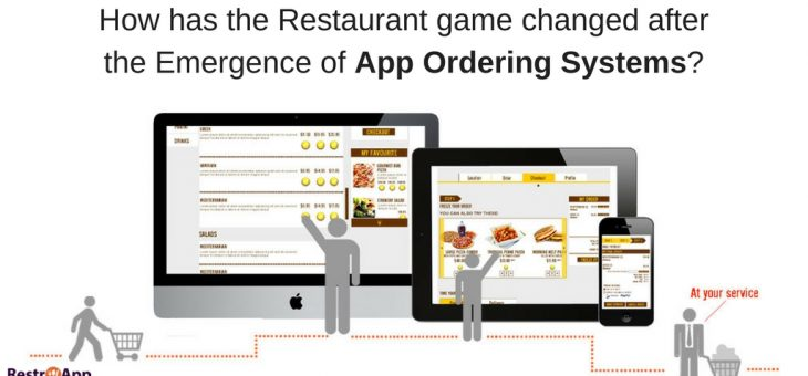 How has the Restaurant Game Changed After the Emergence of App Ordering Systems?