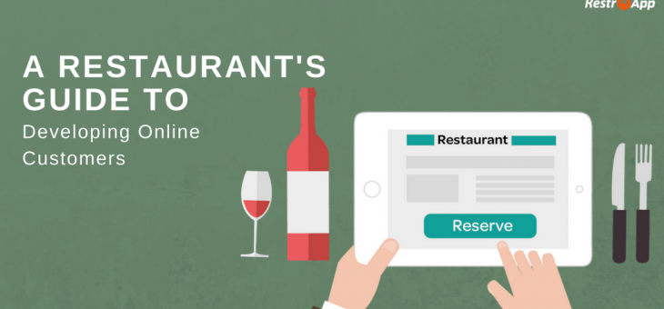 A Restaurant's Guide to Developing Online Customers