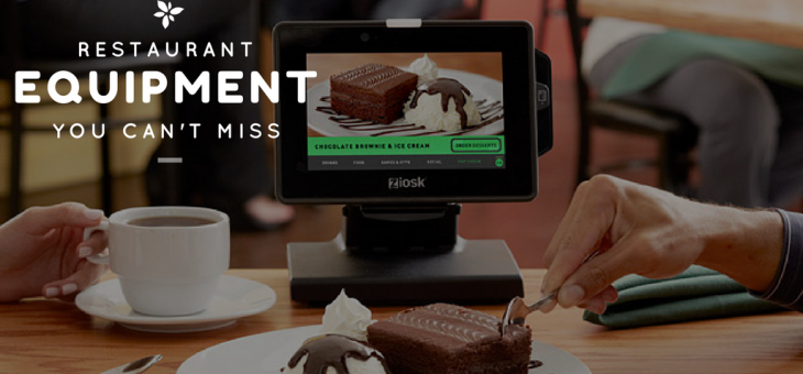 5 Restaurant Equipment You can't Afford to Miss!