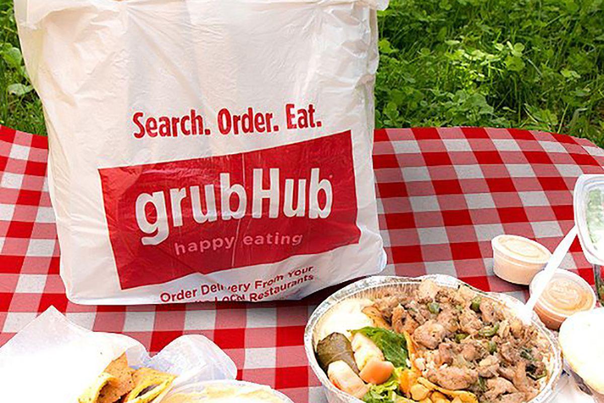 GrubHub Food Ordering App