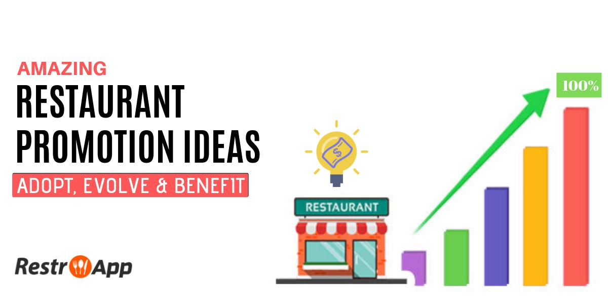 Restaurant Promotional Ideas - RestroApp