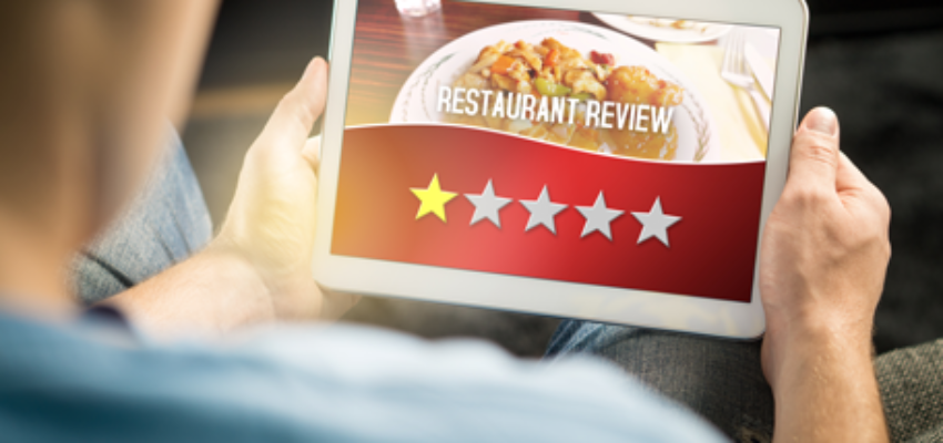 Restaurant Reviews - RestroApp