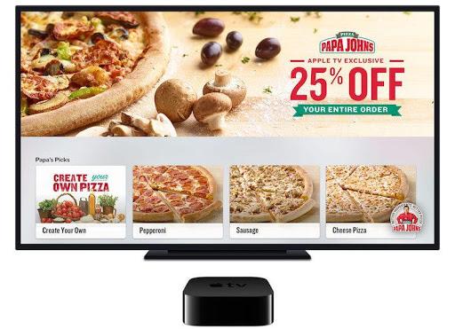 Smart TV Food Orders - RestroApp