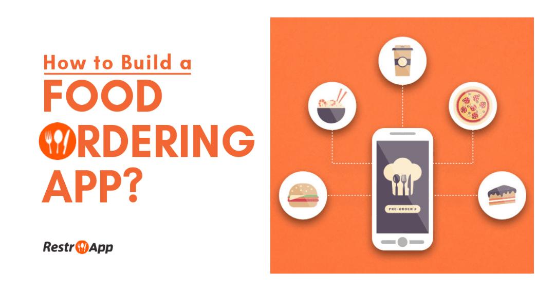 Food Ordering App Development - RestroApp