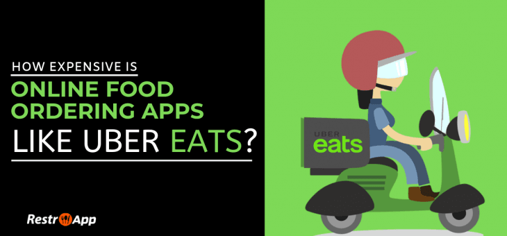 Online Food Ordering App like UberEats - RestroApp