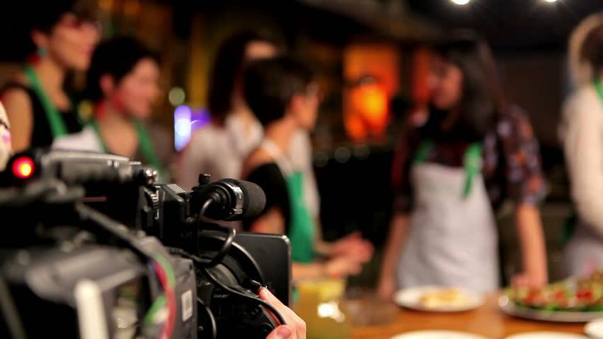 Cookery Classes on Mobile - RestroApp
