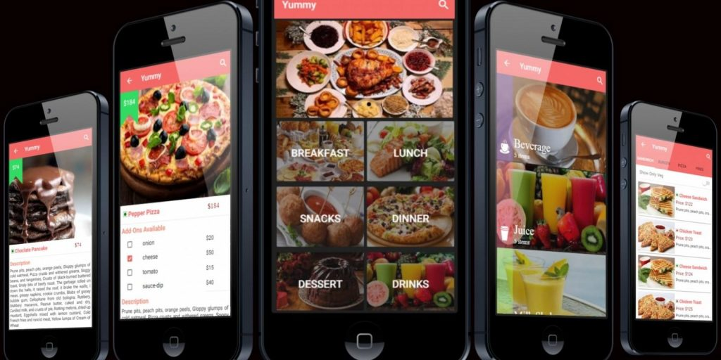 Restaurant App For Menu - RestroApp