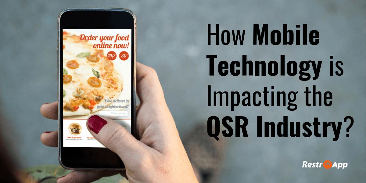 qsr industry trends - Restro App
