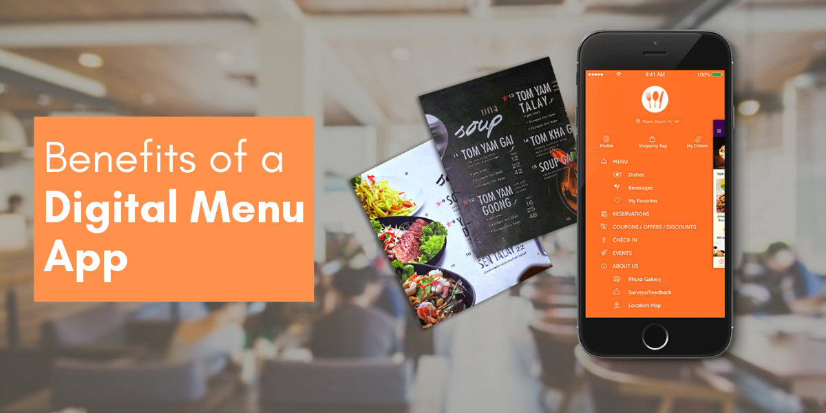 Benefits of a  Digital Menu App - RestroApp (1)