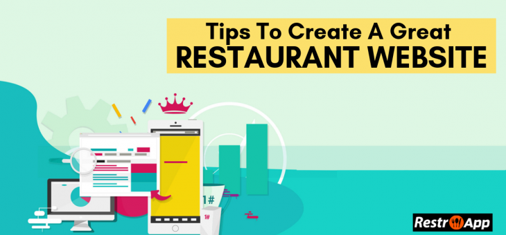 Tips to Create a Great Restaurant Website