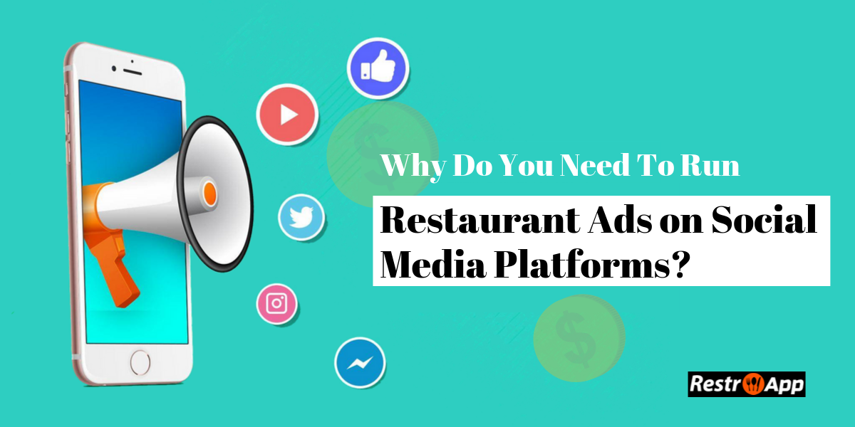 restaurant paid social media promotions - RestroApp
