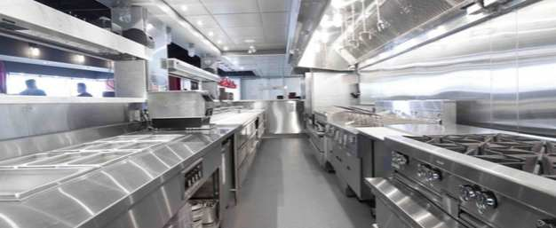 Shared Kitchens – High Profit, Low-Risk Food Business Ventures