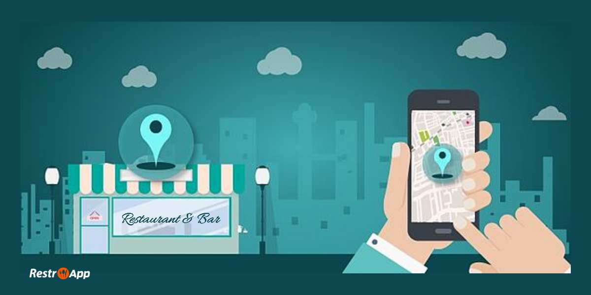location intelligence & geofencing - RestroApp