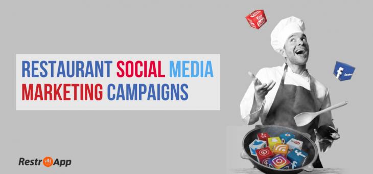 10 Best Restaurant Social Media Marketing Campaigns