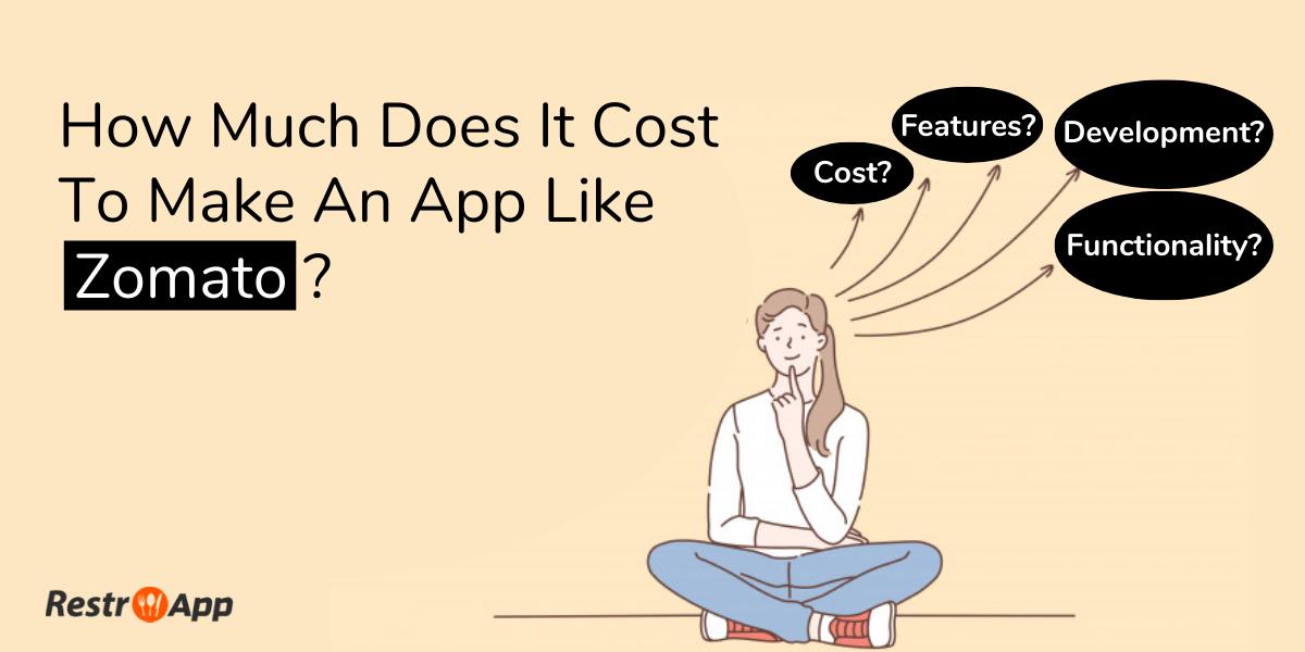 app like Zomato - RestroApp
