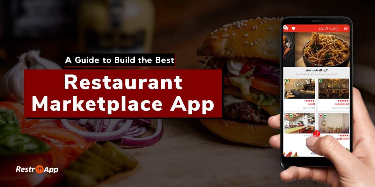 The Best Restaurant Marketplace App - RestroApp-compressed