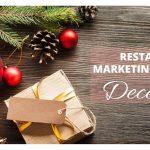 restaurant marketing ideas for December - RestroApp