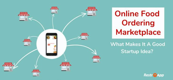 Online Food Ordering Marketplace – What Makes It a Good Startup Idea?