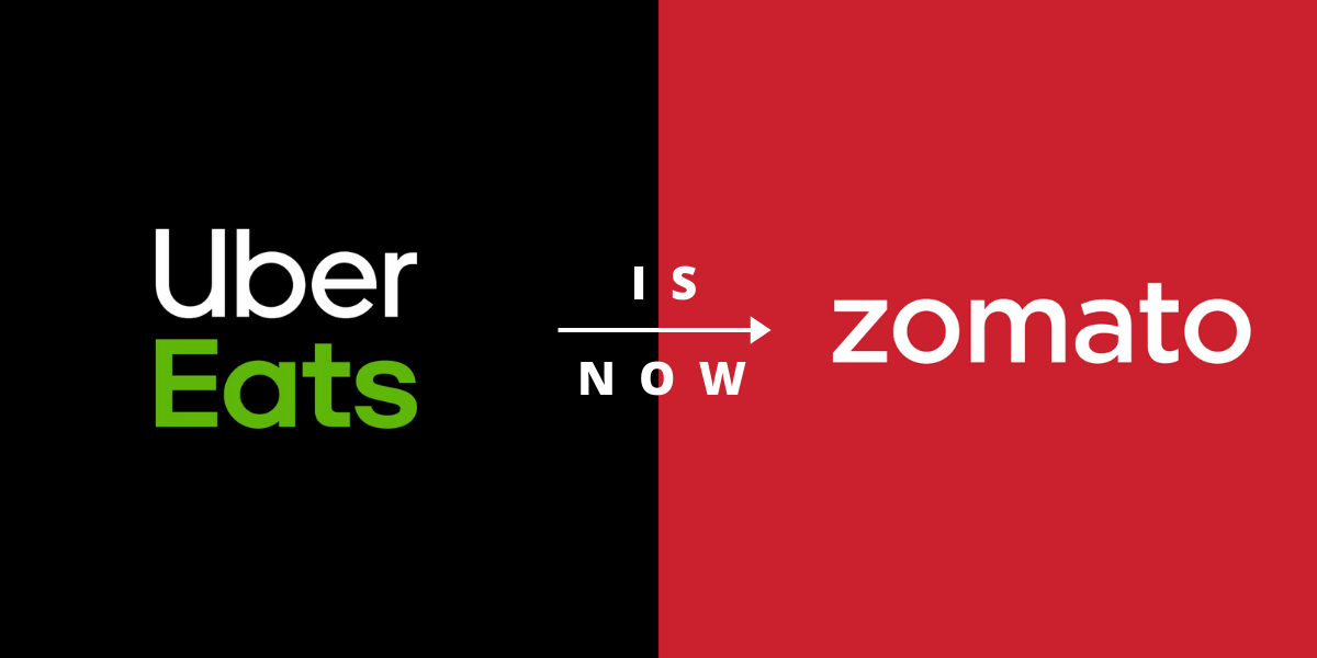 Uber Eats Acquired by Zomato - RestroApp Blog