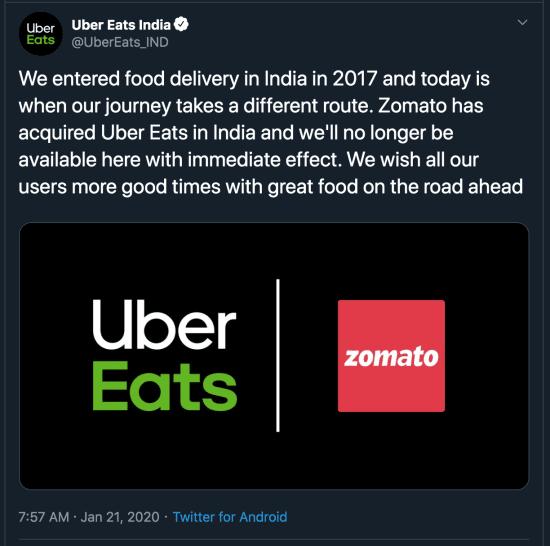 uber eats statement - restroapp