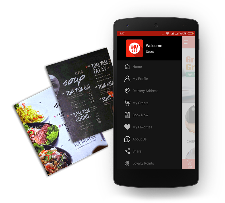 Restaurant App S Features All In One Online Food Ordering