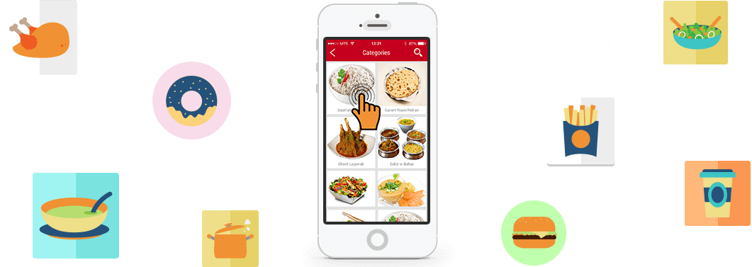 Restaurant Booking System Mobile App RestroApp